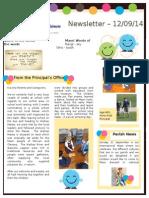 issue 13 - 12th September 2014