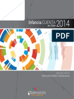 Infancia Cuenta Chile 2014 2do Informe