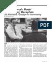 Deception Detect  model 4d