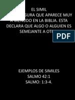 EL SIMIL