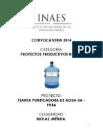 1- Purificadora de Agua_molas_2014 Inaes (Reparado) - Copia