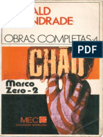 124492499 ANDRADE Oswald Obras Completas Vol 4 Marco Zero II Chao