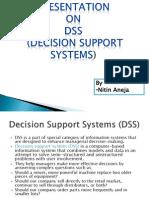 PPT ON DSS