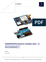 Arduino Gsm Gprs Gps Shield Manual Rev.7 En