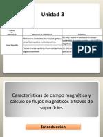 Campo Magnetico Caract y Flujos