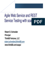 Agile Web Service and REST Service Testing With SoapUI