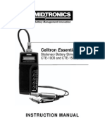168-643A Instruction Manual Celltron Essential