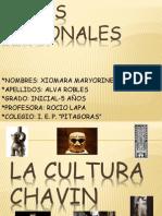 Cultura Chavin LUPITA