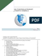 European and North American Lighting Controls Market