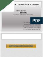 Coaching ODE