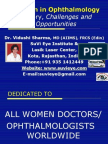 Women in Medicine/Ophthalmology