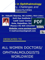 Women in Medicine/Ophthalmology