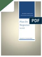 Plan de Negocios Entrega Recidencias!