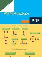 Laboratorio N°3 Moleculas