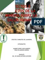 Efectos e Impactos de La Mineria Sobre La Salud Humana (2)