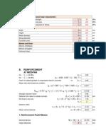 4.Perhitungan Balok