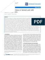 Francisella Infectios in Farmed and Wild Aquatic Organisms