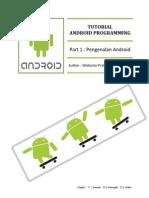 1. Pengenalan Android