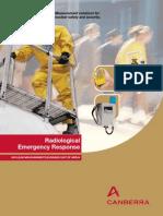 Radiological Emergency Response Brochure C38910