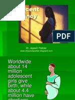Adolescent Pregnancy Pediatric Nursing Ppt