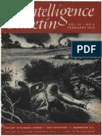 1945 02IntelligenceBulletinVol03No06[1] Copy
