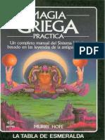 Magia Griega - Camino Del Heroe