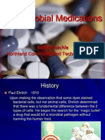 Antimicrobial Medications on-line