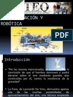 Automatizacion y Robotica