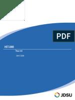 HST Base Manual