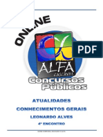 Atualidades Leonardo Alves 4o Enc