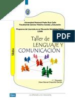 SÍLABO DE TALLER DE LENGUAJE Y COMUNICACIÓN.pdf