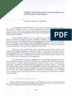 PLJ Volume 82 Number 2 -07- Chief Justice Artemio v. Panganiban - Safeguarding the Liberty ..