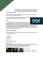 Urbanizacion, Criptas, Materiales de Construcción