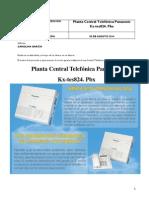 Cotizacion Central Telefonica