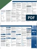 Budget Pocket Guide 2014