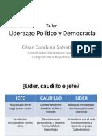 Liderazgo Politico