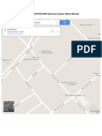 Garage Location Map - Asuncion