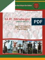 UP Strategic Plan 2011-2017
