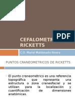 Cefalometria de Ricketts Boo