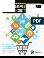 Fifth Annual 2014 Shopper Experience Study