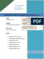 Geologìa Del Perú