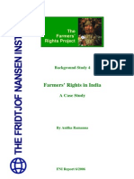 Farmers' Rights in India
