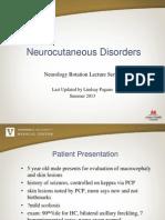Neurocutaneous Disorders