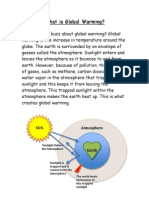17749352 What is Global Warming a Fact Sheet for Kids in Grades 3 to 5