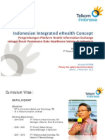 Telkom-Rancangan Ina Integrated EHealth