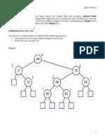 AVL tree in details