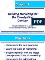 kotler01exs-Defining Marketing for the Twenty-First Century.ppt