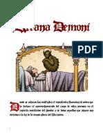 Arcana Demoni - Erratas