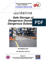 Warehouse Guideline GTZ