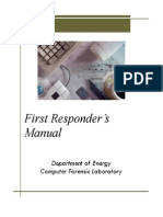DOE CFL FirstResponseManual